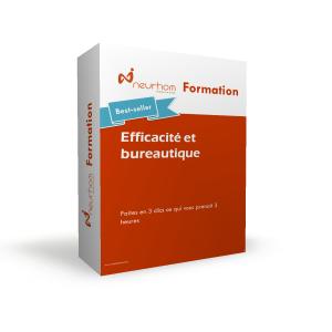 Formation Efficacité & bureautique