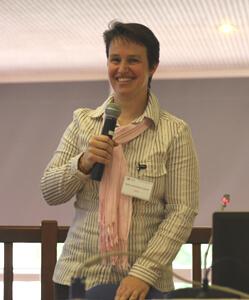 Nadine Buisson-Chavot
